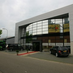 Opening DTE Gaanderen 11 mei 2012