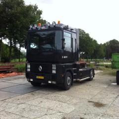Aanschaf tweede truck