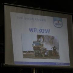 Exclusieve kennissessie Eurol Specialty Lubricants 4 oktober